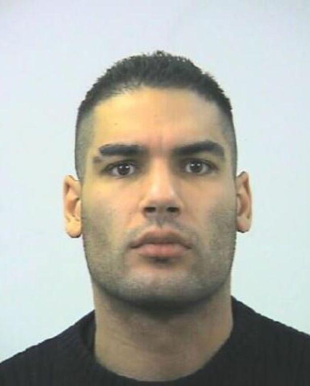 Mike Soldieria vaadittiin tiistaina vangittavaksi Helsingin käräjäoikeudessa.