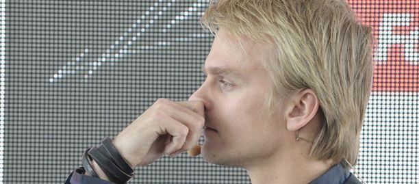 Heikki KOvalainen unohti saunansa kolmeksi päiväksi päälle.