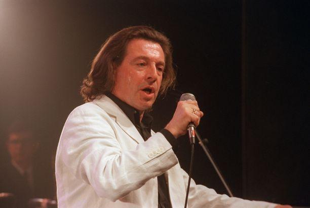 """Kirill """"Kirka"""" Babitzin oli tunnettu ja arvostettu suomalainen laulaja."""