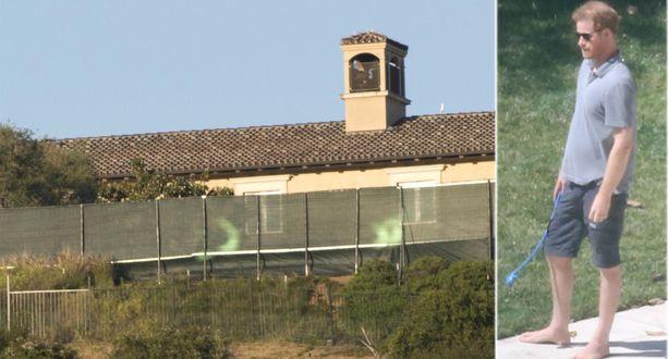 Harryn ja Meghanin rakennuttama aita herätti naapurustossa närää. Sitä pidettiin rumana ja halvan näköisenä.