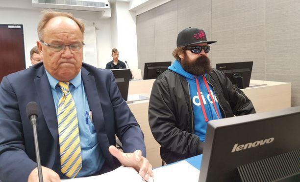 Syyttäjä vaatii Pekka Seppäselle 15 vuoden vankeustuomiota Itä-Suomen hovioikeudessa.