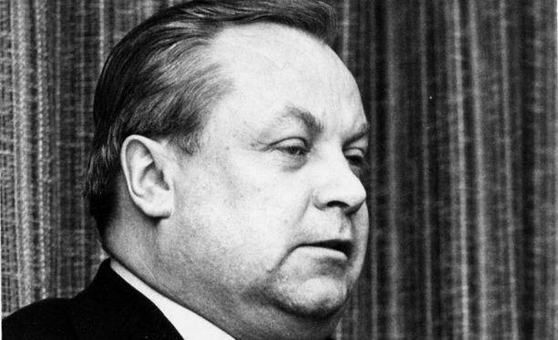 Nisse Hagman - 1924-2014 (kuva vuodelta 1980).
