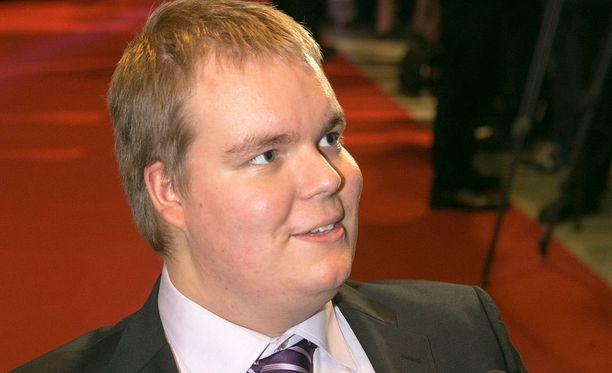 Jere Forsberg on jousiammunnan hallitseva paralympiavoittaja.