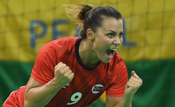 Nora Mörkin yksityiset kuvat ovat vuotaneet myös miesten maajoukkueelle.