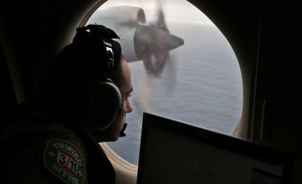 Rayan Gharazeddine etsi kadonnutta Malaysia Airlinesin konetta MH370.