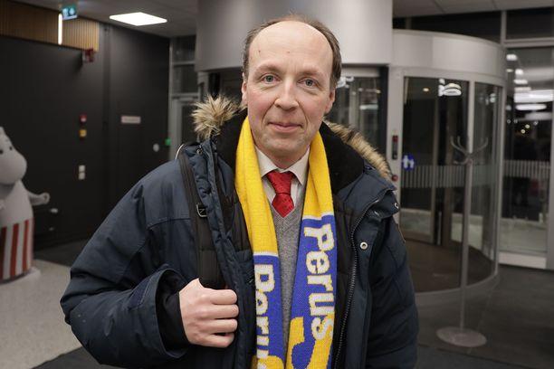 Jussi Halla-aho vastasi presidentti Niinistön uudenvuodenpuheessaan esittämään kritiikkiin.