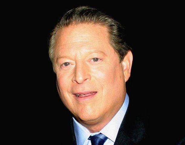 Bill Clintonin varapresidenttinä työskennellyt Gore pyrki itsekin Valkoiseen taloon vuonna 2000.