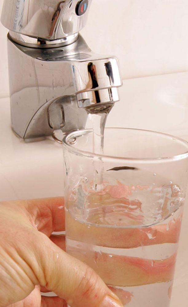 Porvoossa kehotetaan käyttämään vesijohtovettä vain välttämättömiin tarpeisiin.