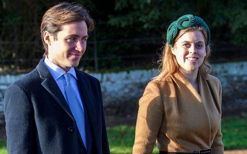 Prinsessa Beatricen häistä uutta tietoa – juhlat siirtyivät taas, tällä kertaa palatsista telttaan