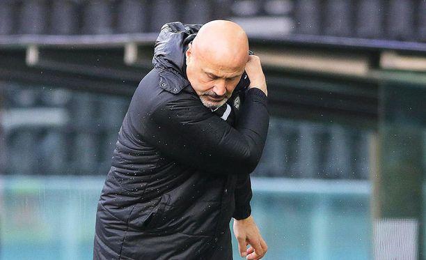 Stefano Colantuono sai lähteä.