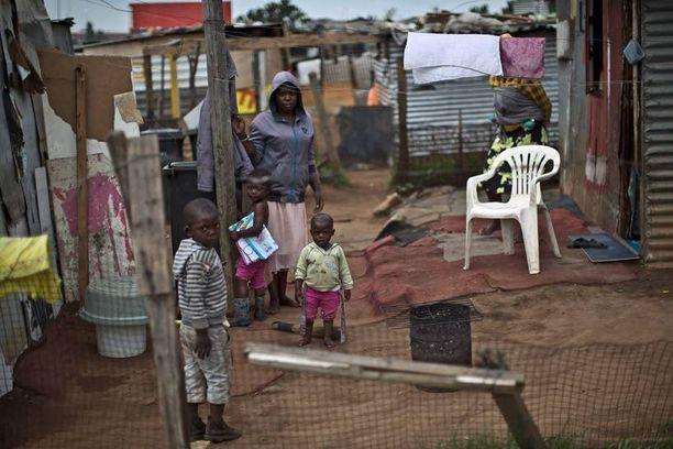 Ensi kevään vaalit ovat tärkeät Etelä-Afrikalle.