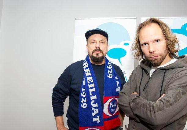 """Madventuresista ja Docventuresista tuttujen Riku Rantalan ja Tuomas """"Tunna"""" Milonoffin tuotantoyhtiöllä pyyhkii hyvin. Yritys teki viime vuonna ennätystuloksen."""