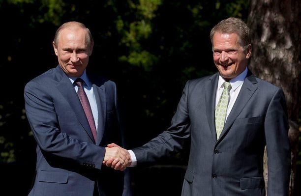 Edellisen kerran presidentit Sauli Niinistö ja Vladimir Putin tapasivat Naantalin Kultarannassa ja Turussa kesäkuussa 2013.