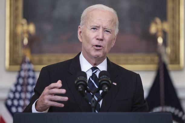 Yhdysvaltain presidentti Joe Biden totesi Kiinan presidentti Xille, että maiden välinen kilpailu ei saa ajaa niitä konfliktiin.