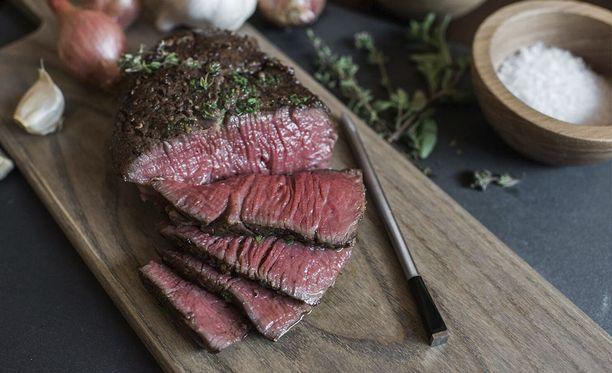 Meater on langaton paistomittari, jota käytetään puhelimella.