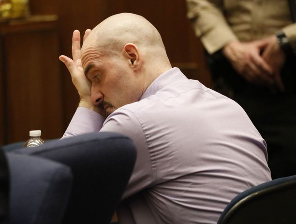 Michael Gargiulo kiistää osuutensa murhiin.