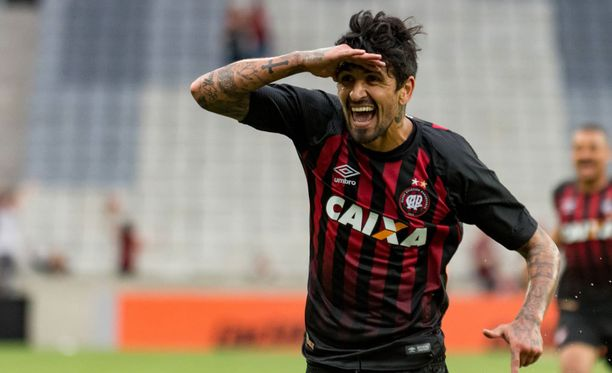 Lucho González on pelannut Brasiliassa vuodesta 2016 lähtien.