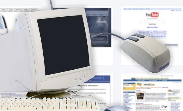 Internet on muuttunut vuosien saatossa melkoisesti.