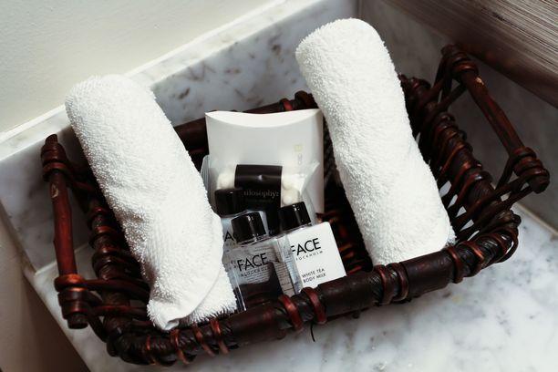 Hotellien pienet pesuainepakkaukset ovat monen mielestä mukavia matkamuistoja.