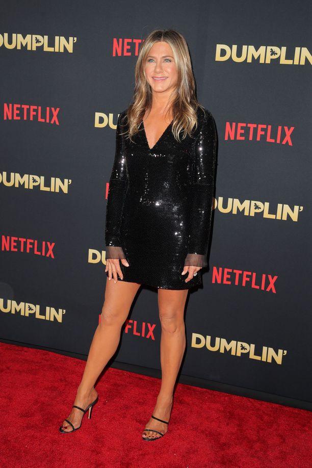 Jennifer Anistonin 50-vuotisjuhlien vieraslista oli komeaa luettavaa.