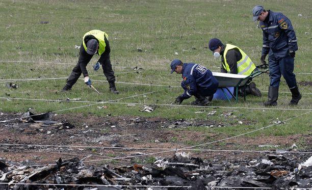 Malaysian Airlinesin kone ammuttiin alas viime vuoden 17. heinäkuuta.