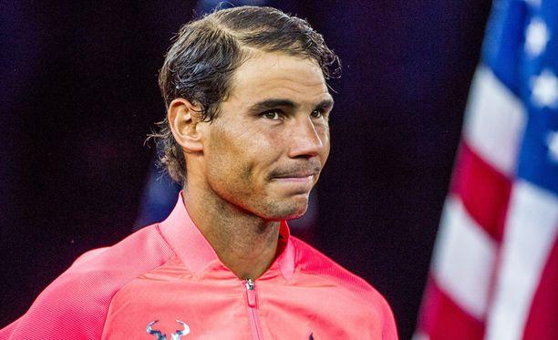 Rafael Nadal kommentoi Katalonian itsenäisyysäänestystä.