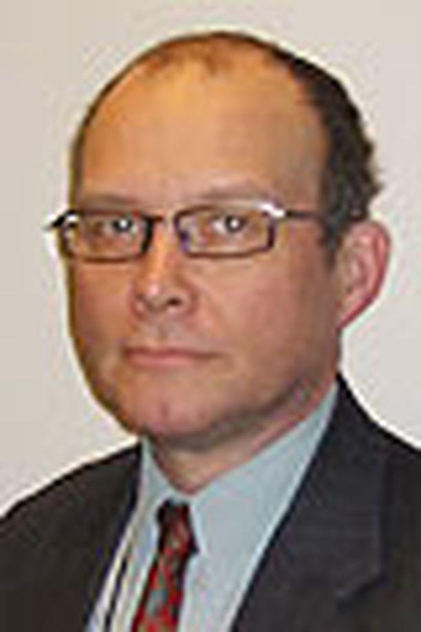 Antti Turunen nimitettiin YK:n edustajaksi Georgiaan.