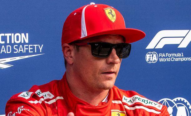 Kimi Räikkönen on F1-maailman rakastetuimpia persoonia.