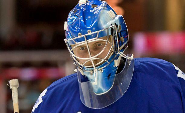 Dallas Starsin organisaatioon viime kaudella kuulunut Jussi Rynnäs pelasi aikaisemmin myös Toronto Maple Leafsin väreissä.