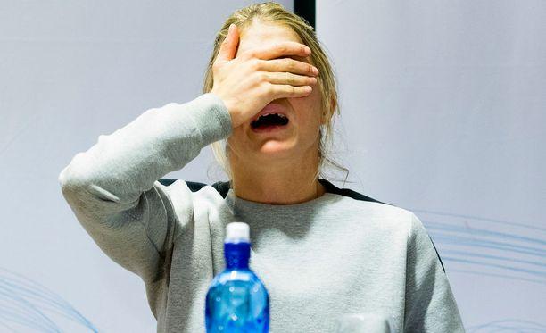 Therese Johaug ei todennäköisesti pääse kilpailemaan kuluvalla kaudella.