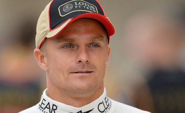 Heikki Kovalainen epäilee olleensa ruosteessa USA:n GP:ssä.