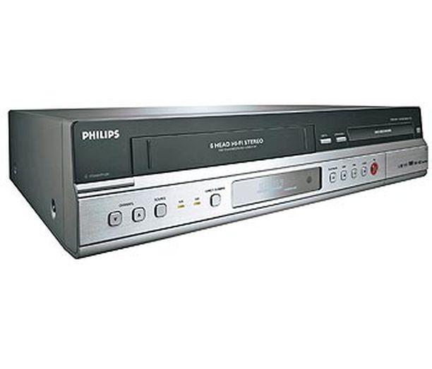 Markkinoilla on edelleen laitteita, joissa on sekä VHS-nauhuri että tallentava dvd-soitin.