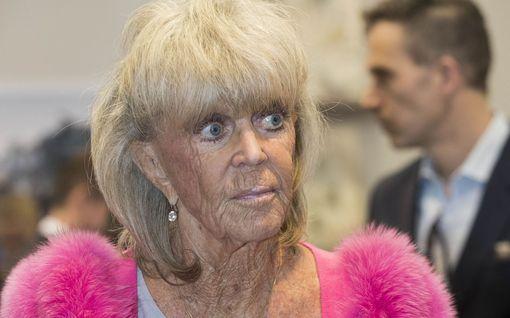 Ruotsin prinsessa Birgitta, 83, joutui nettihuijarin kynsiin