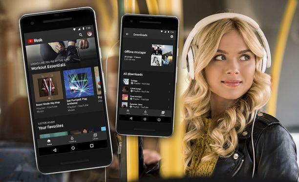 Googlen uusi musiikkipalvelu saapuu Suomeen kesällä.