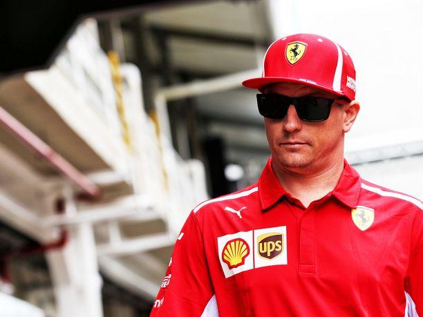 Kimi Räikkönen sanoo tekevänsä vapaa-ajallaan juuri niin kuin kokee itselleen parhaaksi.
