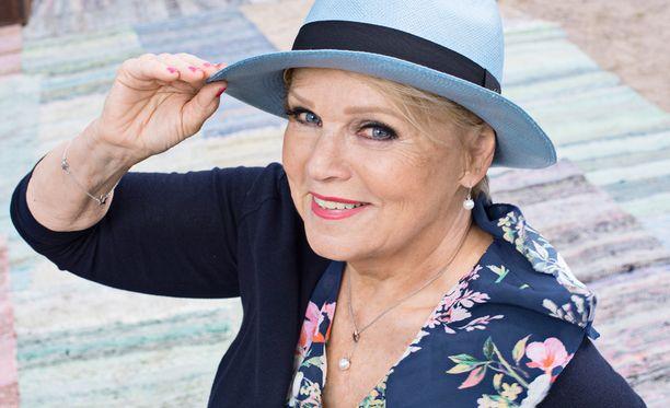 Katri Helena juhlii tänään 72-vuotispäiviään.