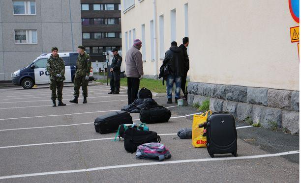 Kaikki maahanmuuttoasiat käsitellään Helsingin hallinto-oikeudessa, jonka pelätään ruuhkautuvan pahasti.