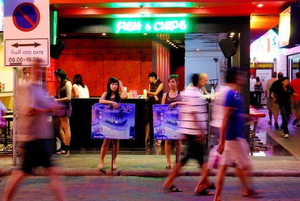 Thaimaan dating huijauksia Pullman Hotel London nopeus dating