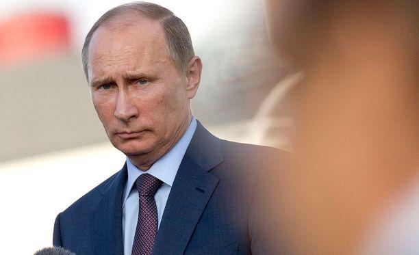 Putinin terveyspolitiikkaa syytetään Venäjän HIV-epidemian yhdeksi syyksi.
