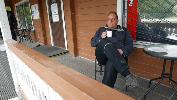 Viinijärveläinen Mikko Ratilainen tuntee epäillyn tavat melko hyvin.
