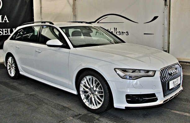 Audi A6 Allroad kiinnostaa käytettynä.