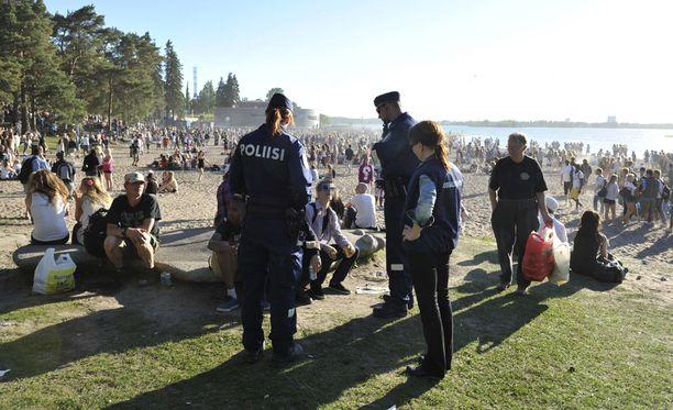 Ennakoiva puuttuminen on poliisin mukaan tuottanut hyviä kokemuksia aikaisempina vuosina.
