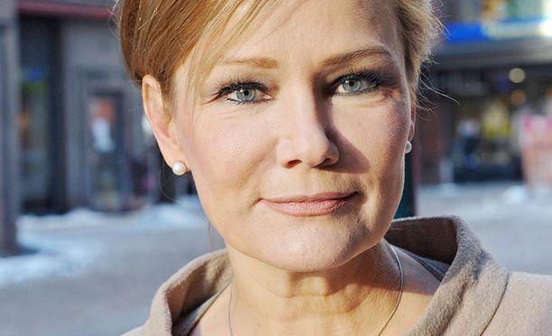 Europarlamentaarikko Eija-Riitta Korhola.
