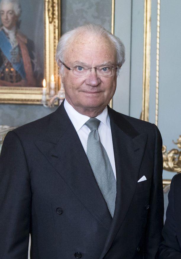 Kaarle Kustaa täyttää 71 vuotta vappuaattona.