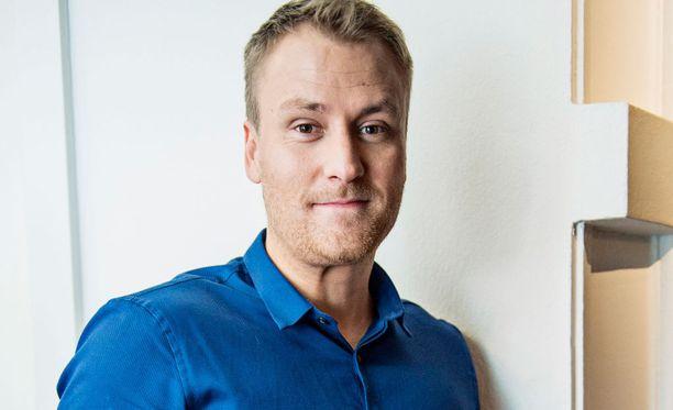 Heikki Paasonen on viime aikoina tullut tutuksi muun muassa Putouksesta.