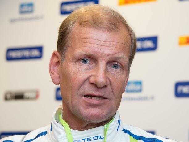 Juha Kankkusen piti osallistua keskiviikkona kulttuuri- ja urheilutapahtumaan Italiassa.