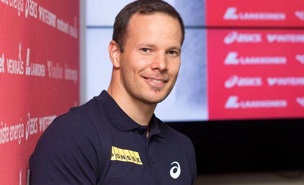 Tero Pitkämäki tunnetaan korrektista käytöksestään.