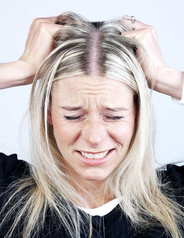 Hiusten kunto kielii terveydentilasta, joten muutoksiin kannattaa kiinnittää huomiota.