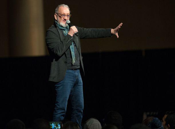 Robert Englund puhui Wizard World Comic Conissa New Orleansissa viime tammikuussa.
