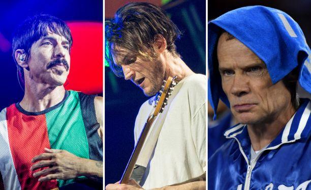 Josh Klinghofferin taival Red Hot Chili Peppersin kitaristina päättyi joulukuussa.